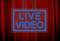 LIVE VIDEO NEONS
